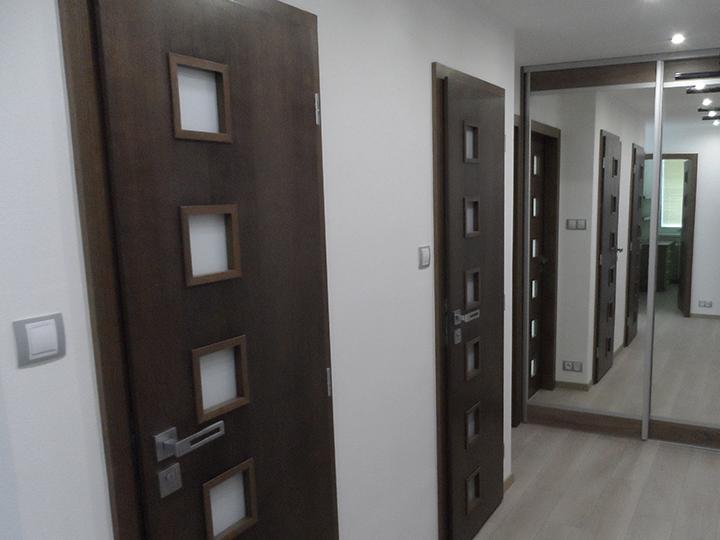 Interiérové dvere a obložky