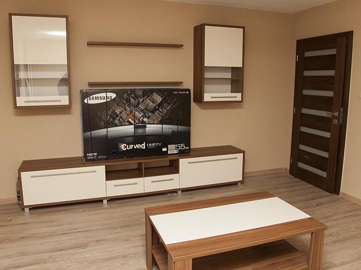 Obývačkové zostavy a iný nábytok